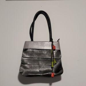 Espe Black & Grey Purse